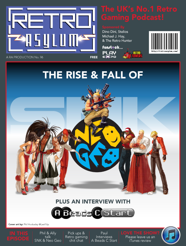 Episode 96: The Rise & Fall Of